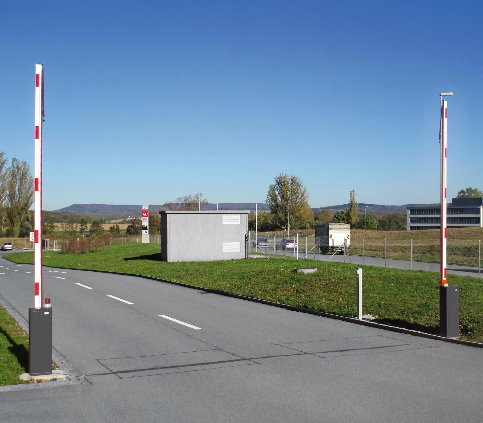 Kern Ag Fur Verkehrssicherheit Automatische Schranken